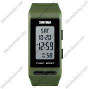 Часы Skmei 1362 зеленые спортивные