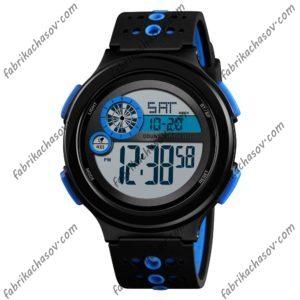 Часы Skmei 1374 синие спортивные унисекс