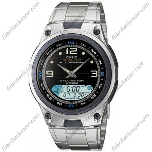Часы Casio ILLUMINATOR AW-82D-1AVEF