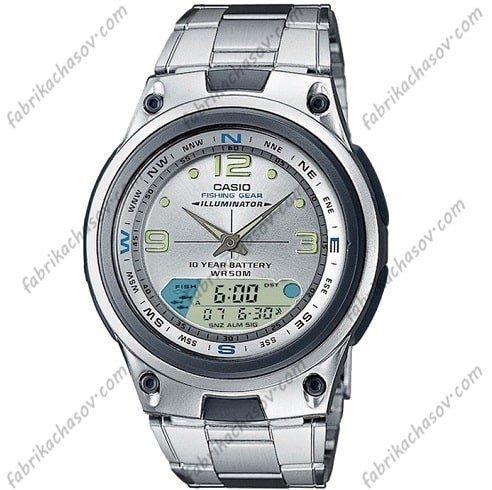 Часы Casio ILLUMINATOR AW-82D-7AVEF