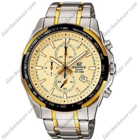 Часы Casio Edifice EF-566SG-9AVDF