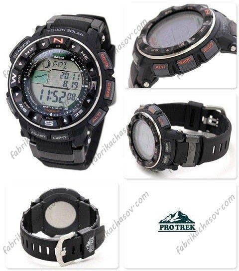 Часы Casio ProTrek PRW-2500-1ER
