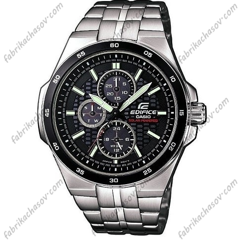Часы Casio Edifice EF-340SB-1A1V