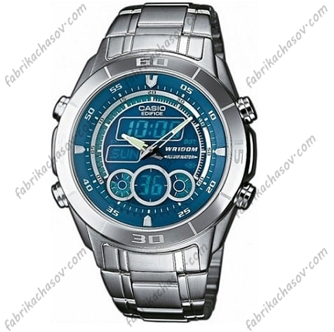 Часы Casio Edifice EFA-115D-2AVEF
