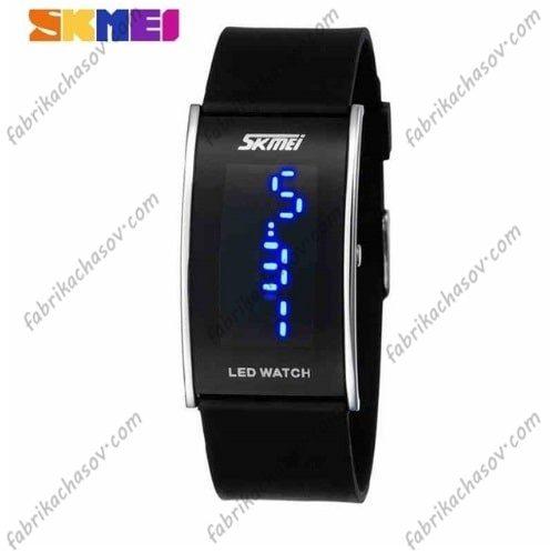 Часы Skmei 0805 черные спортивные
