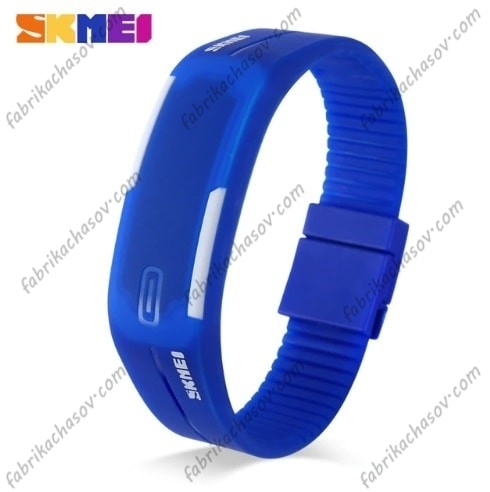 Часы Skmei 1099 синие спортивные