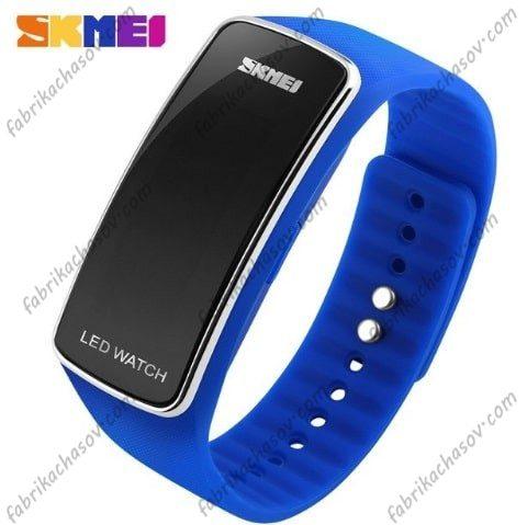 Часы Skmei 1119 синие спортивные