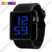 Часы Skmei 1145 черные спортивные