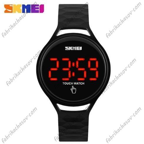Часы Skmei 1230 черные спортивные