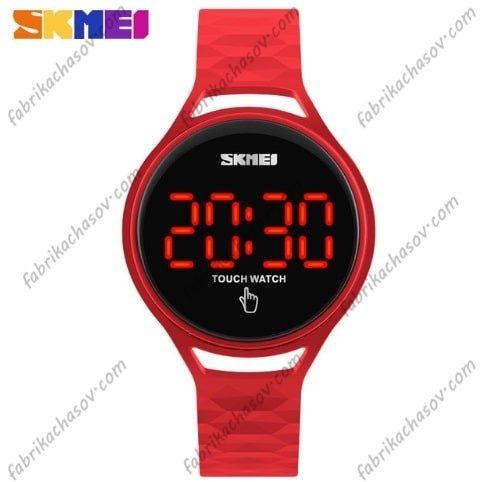 Часы Skmei 1230 красные спортивные