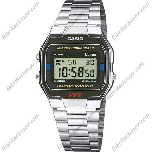 Часы Casio Classik A163WA-1QES