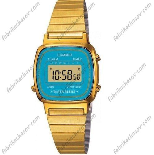Часы Casio Classik LA670WGA-2DF