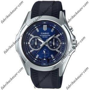 Часы Casio ILLUMINATOR MTP-E204-2AVDF