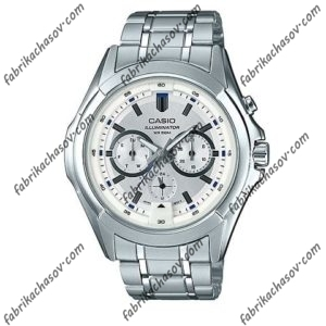 Часы Casio ILLUMINATOR MTP-E204D-7AVDF