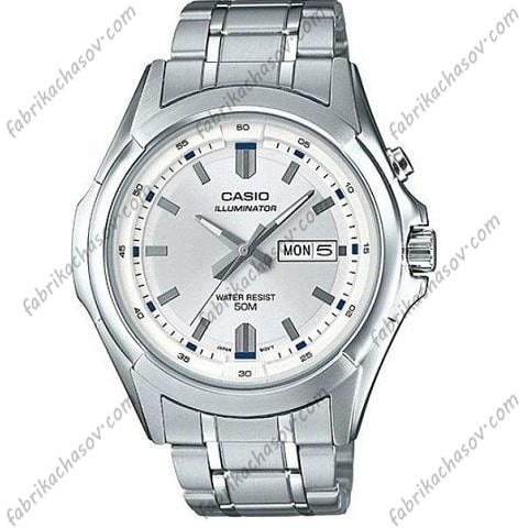 Часы Casio ILLUMINATOR MTP-E205D-7AVDF
