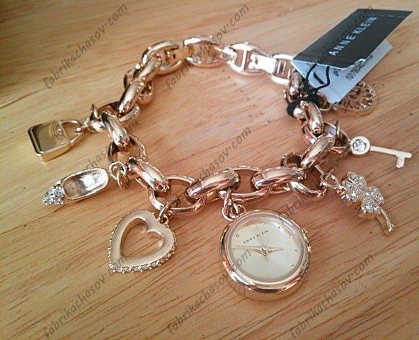 Часы Anne Klein 10/7604CHRG