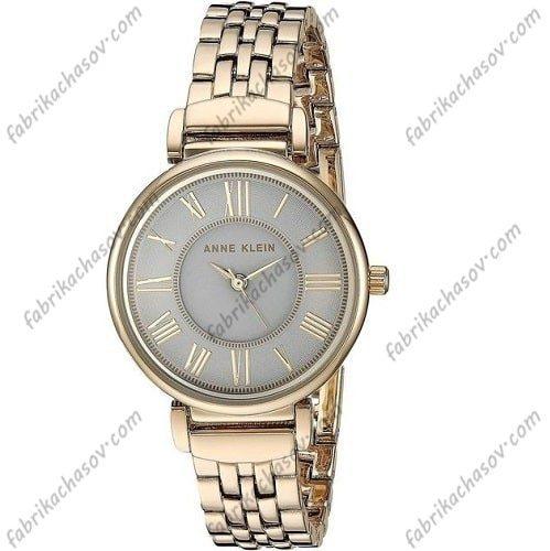 Часы Anne Klein AK/2158GYGB
