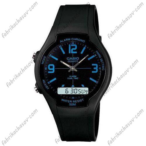 Часы Casio AW-90H-2BVD