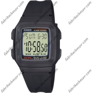 Часы Casio F-201W-1AEF