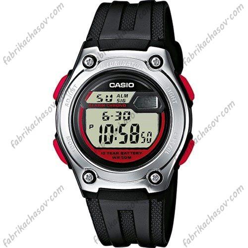 Часы Casio ILLUMINATOR W-211-1BVE