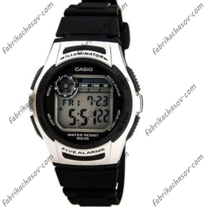 Часы Casio ILLUMINATOR W-213-1AVD