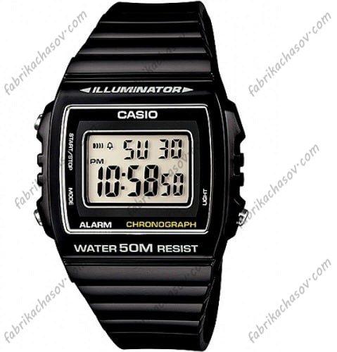 Часы Casio ILLUMINATOR W-215H-1AVD