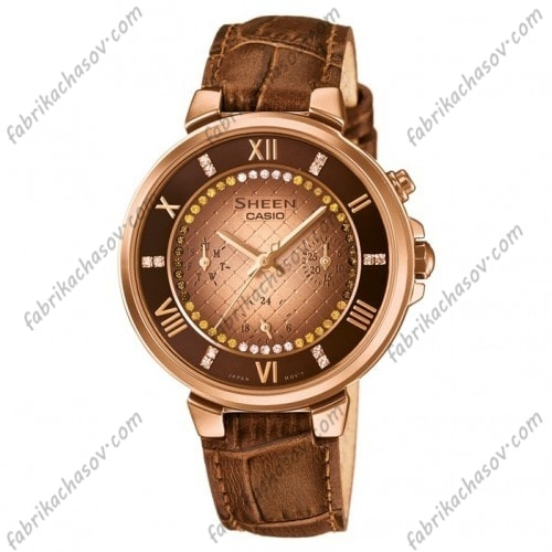 Часы CASIO SHE-3041PGL-5AUER