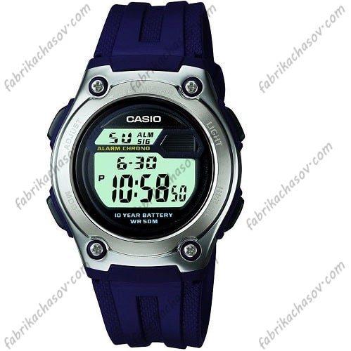Часы Casio ILLUMINATOR W-211-2AVE