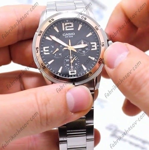 Часы CASIO MTP-1299D-1AV