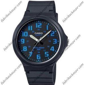 Часы CASIO MW-240-2BVDF