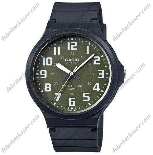 Часы CASIO MW-240-3BVDF