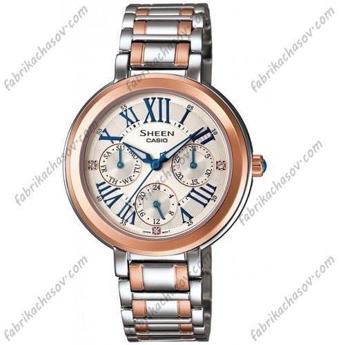 Часы CASIO SHE-3034SG-7AUER