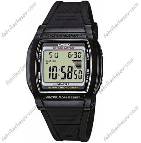 Часы Casio ILLUMINATOR W-201-1AVEF