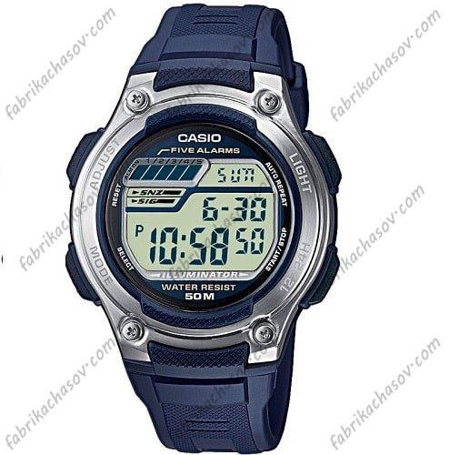 Часы CASIO W-212H-2AVE