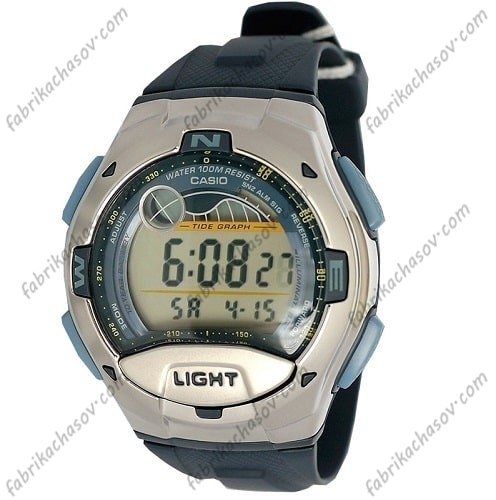 Часы CASIO W-753-2AVE