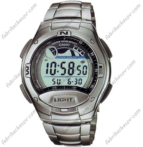 Часы CASIO W-753D-1AVE