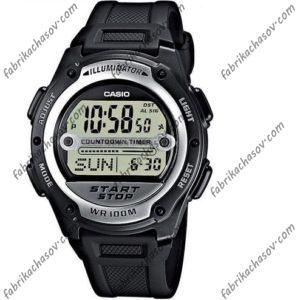 Часы CASIO W-756B-7AVE