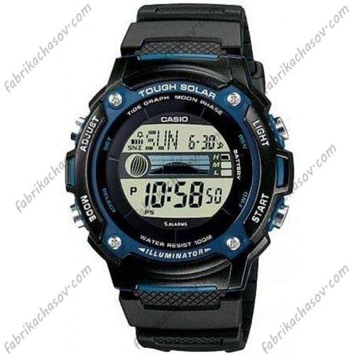 Часы CASIO W-S210H-1AVDF