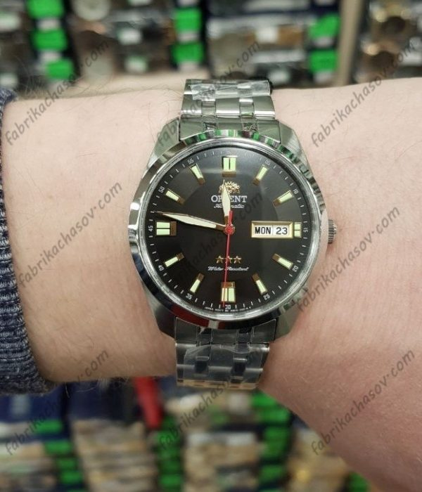 Часы ORIENT 3 STARS RA-AB0017B19B