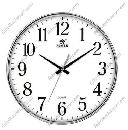 Настенные часы POWER 8230WKS