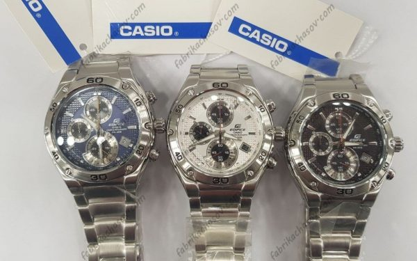 Часы Casio Edifice EF-517D-1AVEF