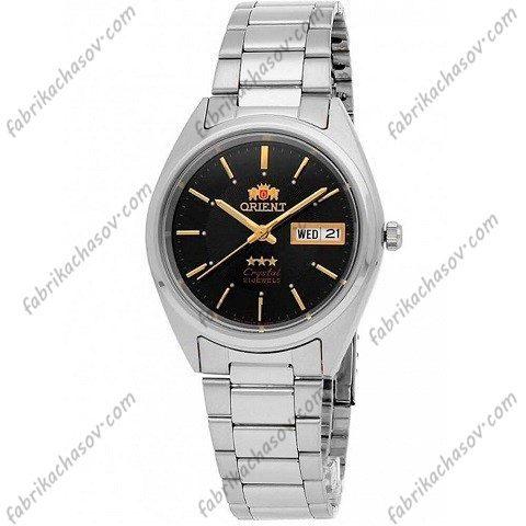 Часы ORIENT 3 STARS FAB00006B9