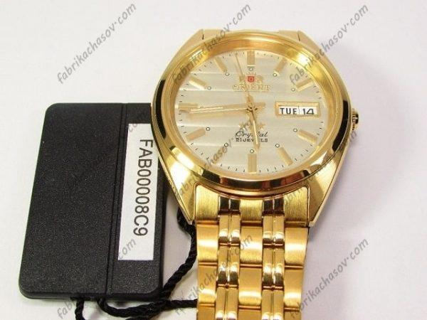 Часы ORIENT 3 STARS FAB00008C9