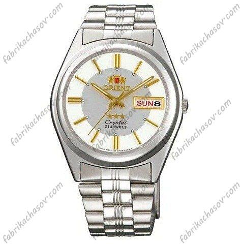 Часы ORIENT 3 STARS FAB04002W9