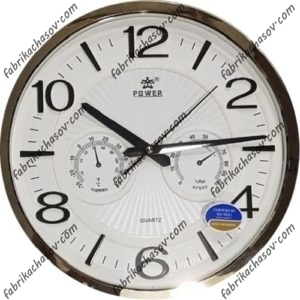 Настенные часы POWER 0915ALKS