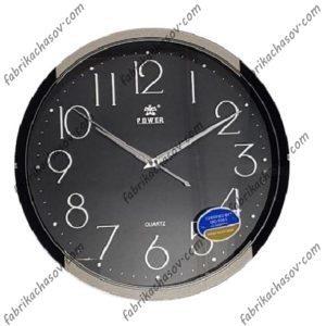 Настенные часы POWER 842BKS