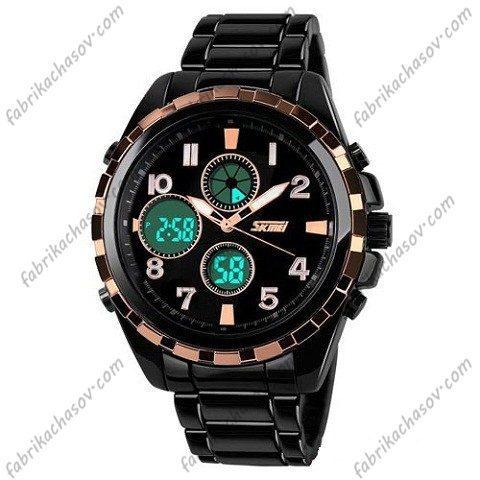 Часы Skmei 1021 спортивные Черные