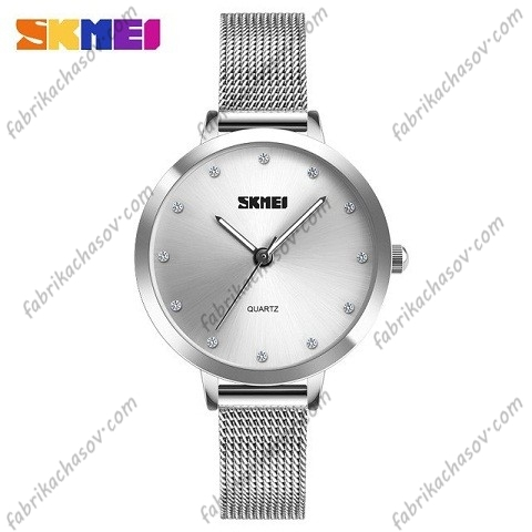 Часы Skmei 1291 стальные