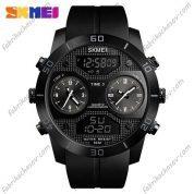 Часы Skmei 1355 черные спортивные