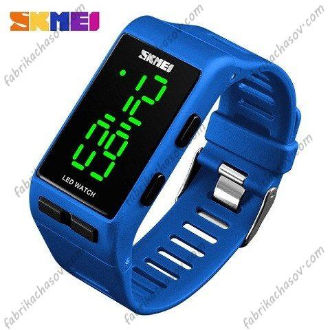 Часы Skmei 1364 синие спортивные